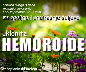 uklanjanje hemoroida