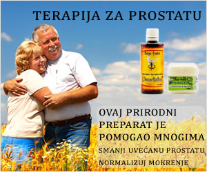 melem i kapi protiv uvecanja prostate